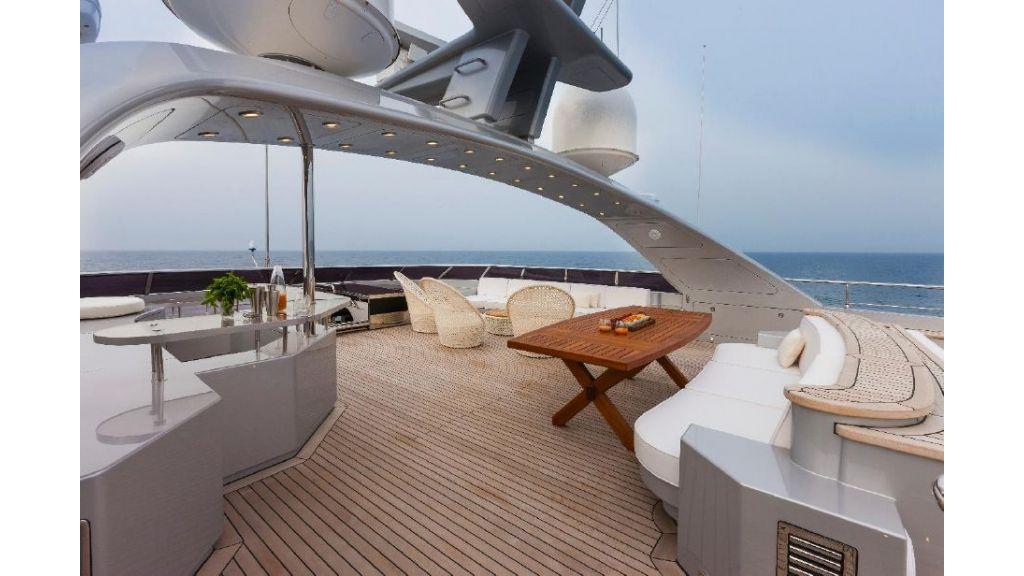 Antalya built motoryacht (5)
