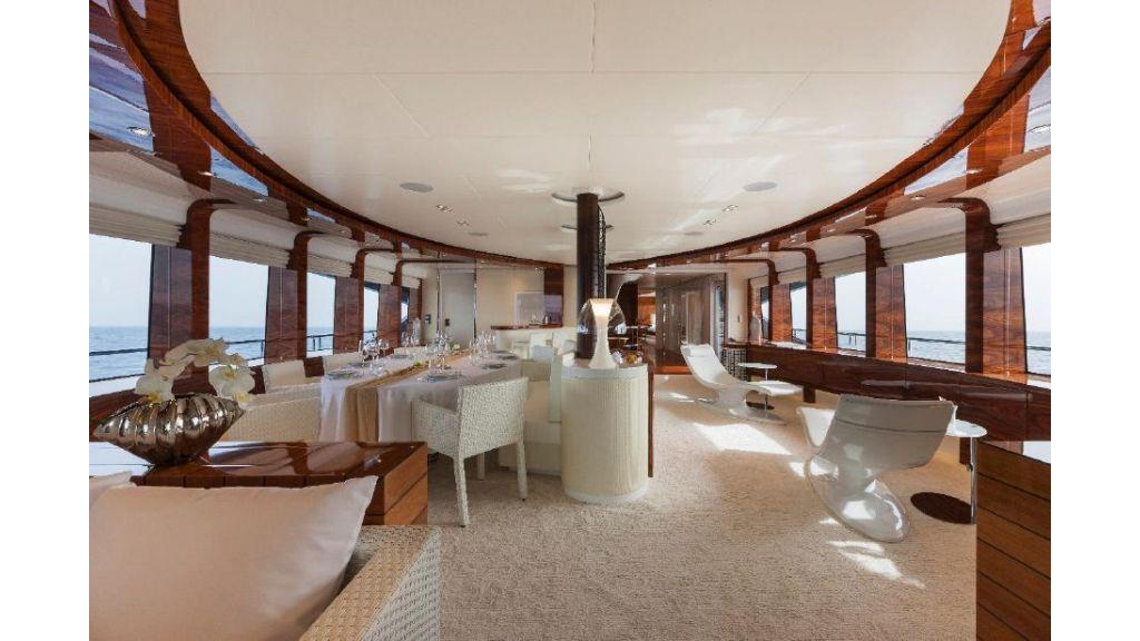 Antalya built motoryacht (57)