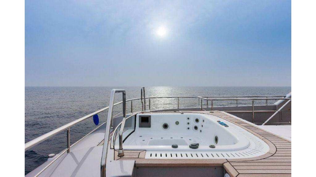 Antalya built motoryacht (6)