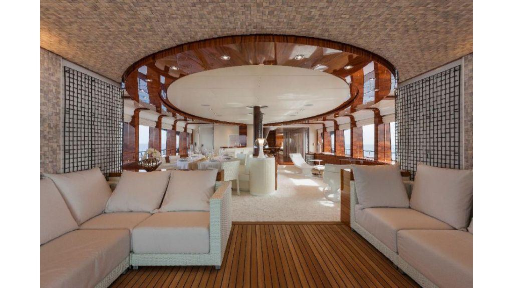 Antalya built motoryacht (63)