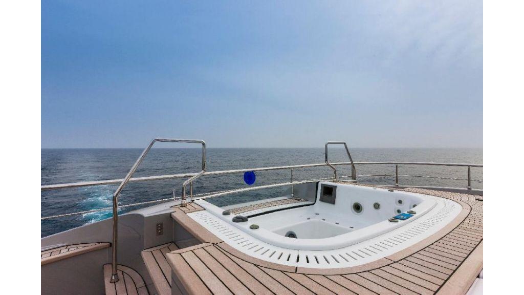 Antalya built motoryacht (7)