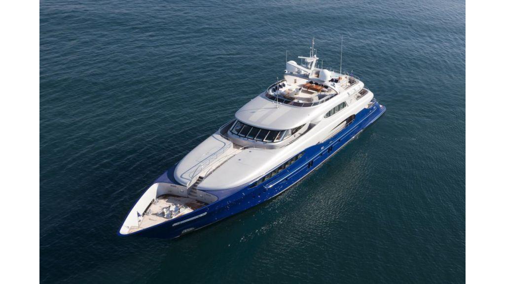 Antalya built motoryacht (72)