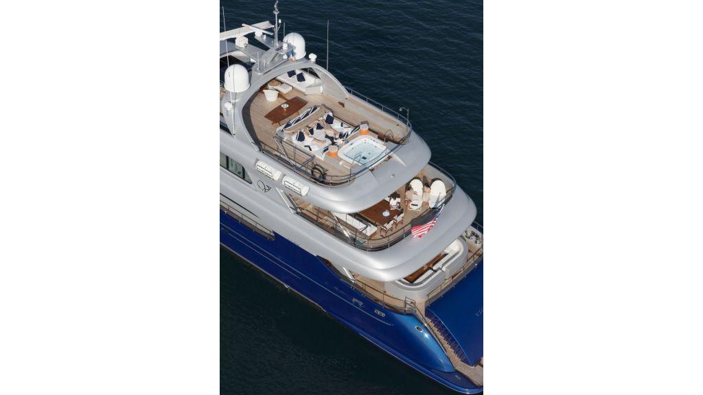 Antalya built motoryacht (73)