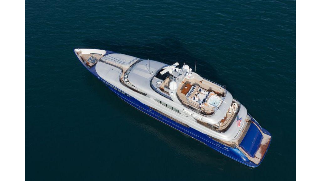 Antalya built motoryacht (74)
