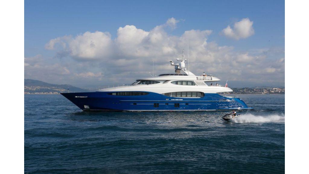 Antalya built motoryacht (75)