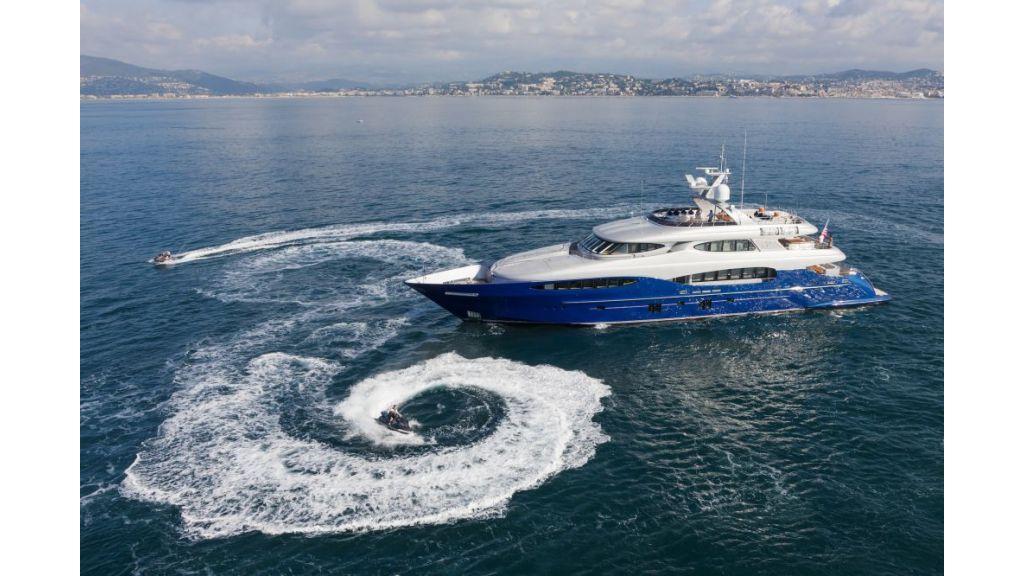 Antalya built motoryacht (76)