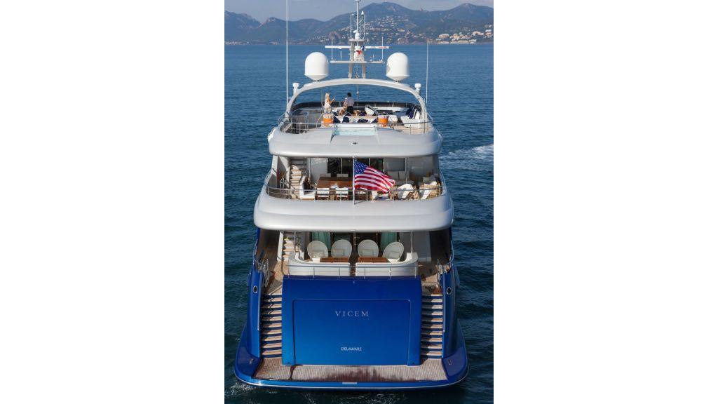 Antalya built motoryacht (78)