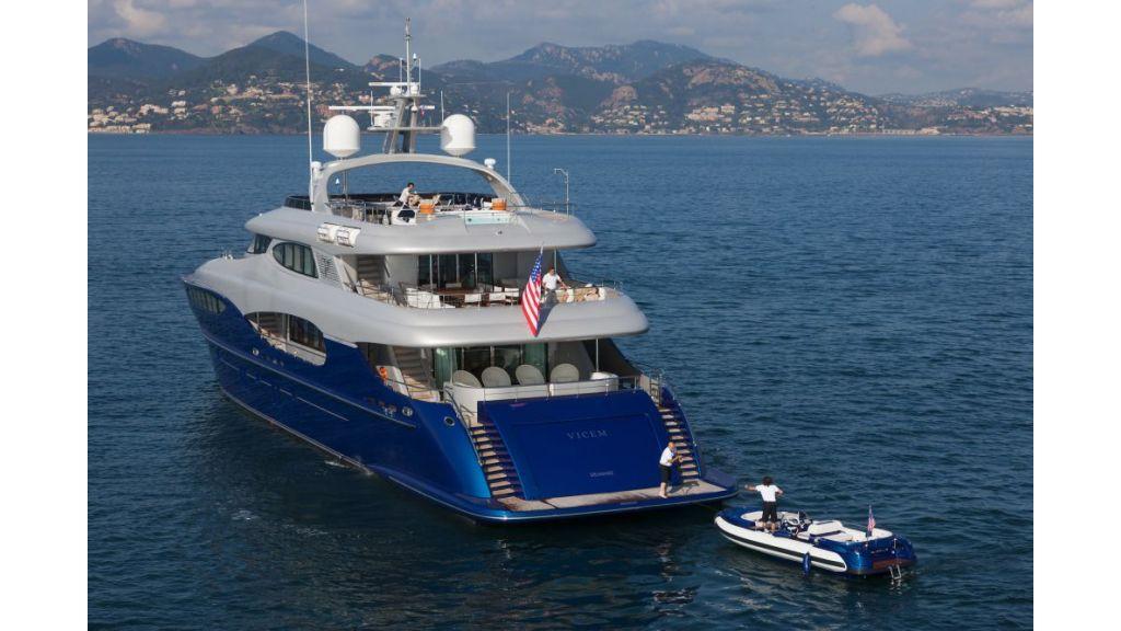 Antalya built motoryacht (79)