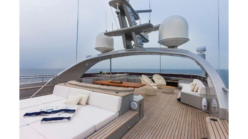 Antalya built motoryacht (8)