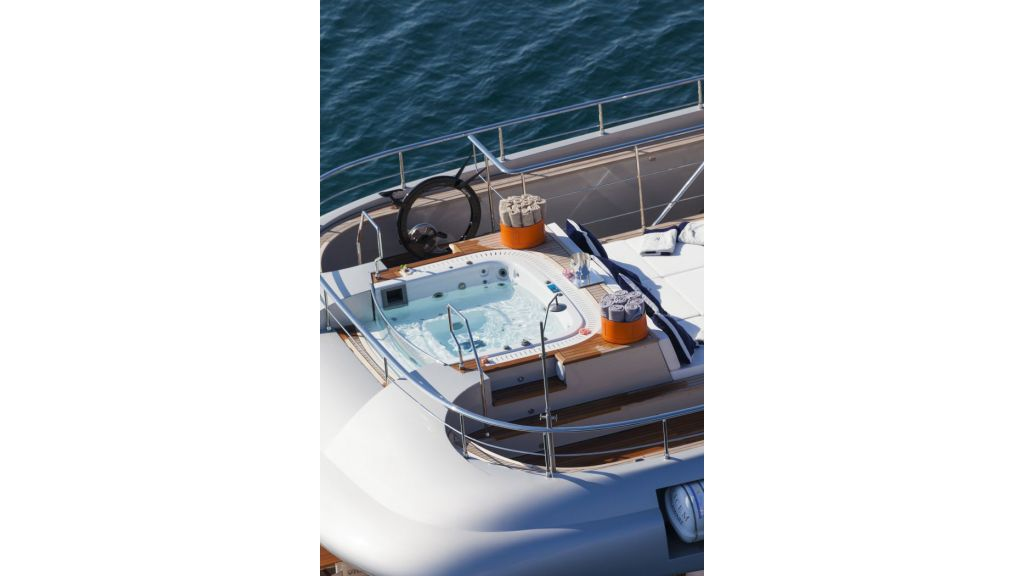 Antalya built motoryacht (80)