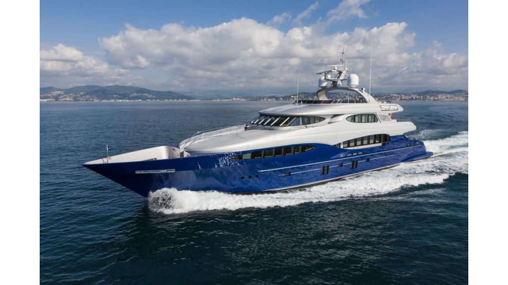Antalya built motoryacht (81)