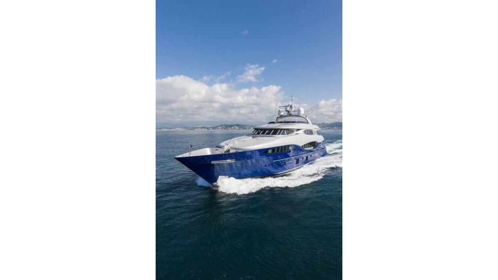 Antalya built motoryacht (82)