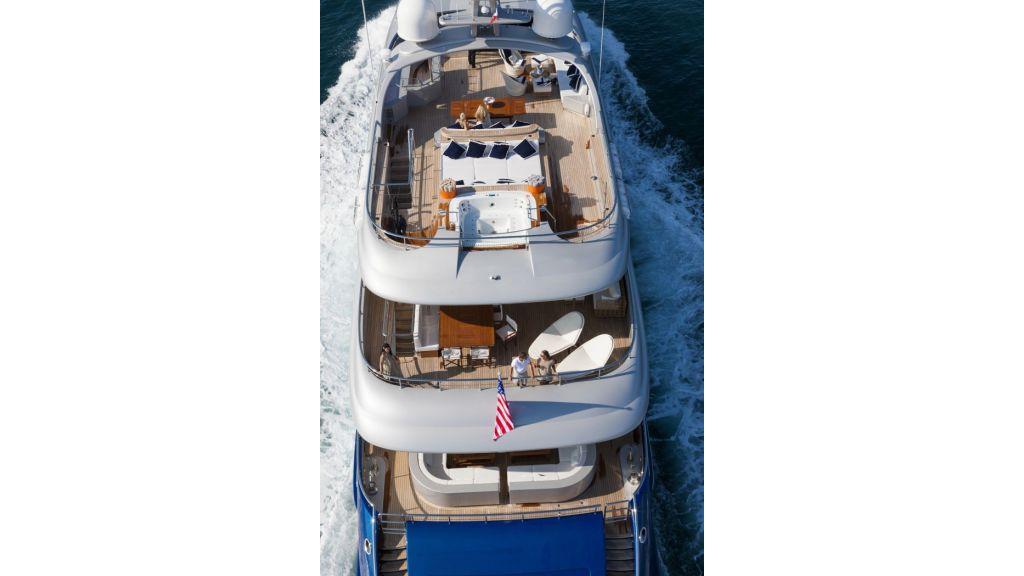 Antalya built motoryacht (86)