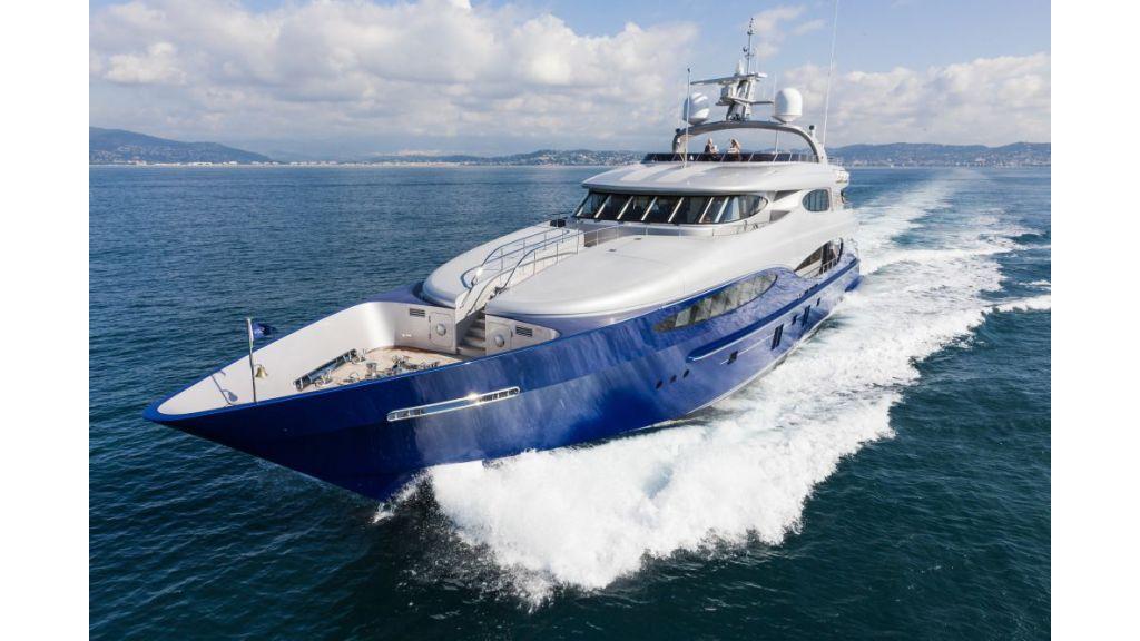 Antalya built motoryacht (88)
