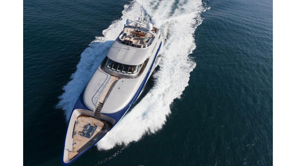 Antalya built motoryacht (89)