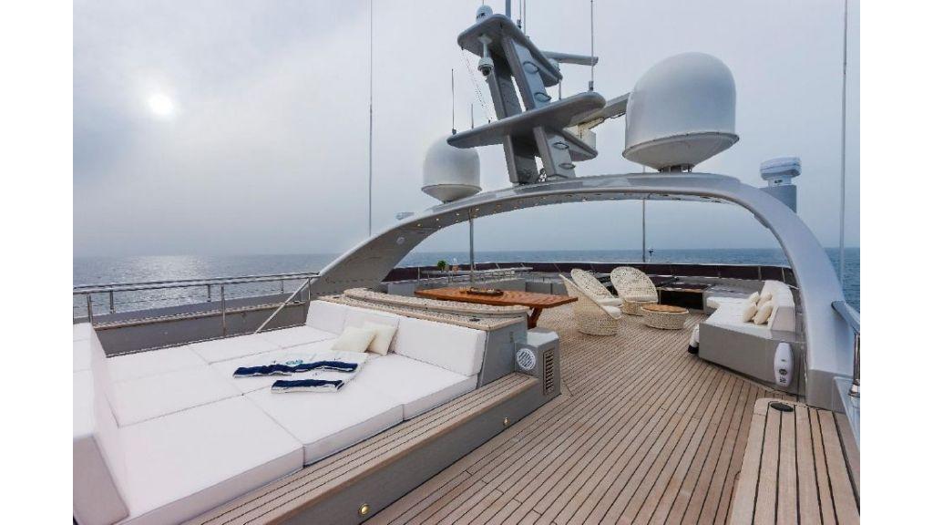 Antalya built motoryacht (9)