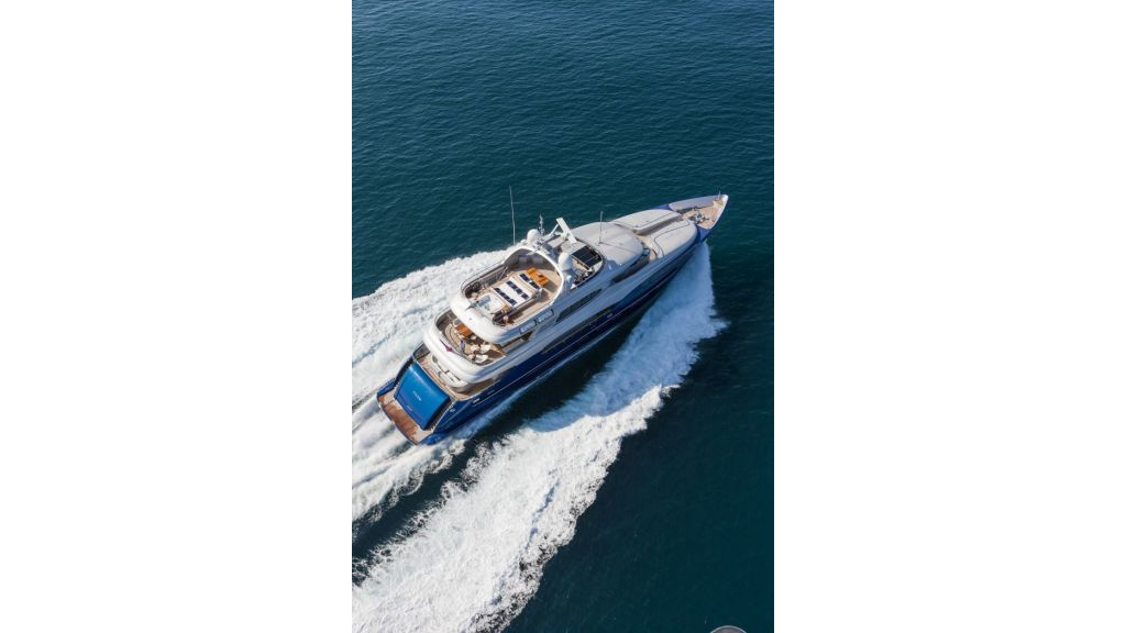 Antalya built motoryacht (90)