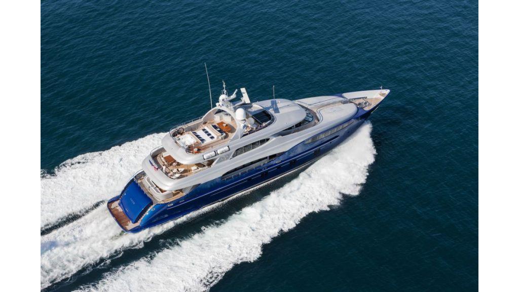 Antalya built motoryacht (91)