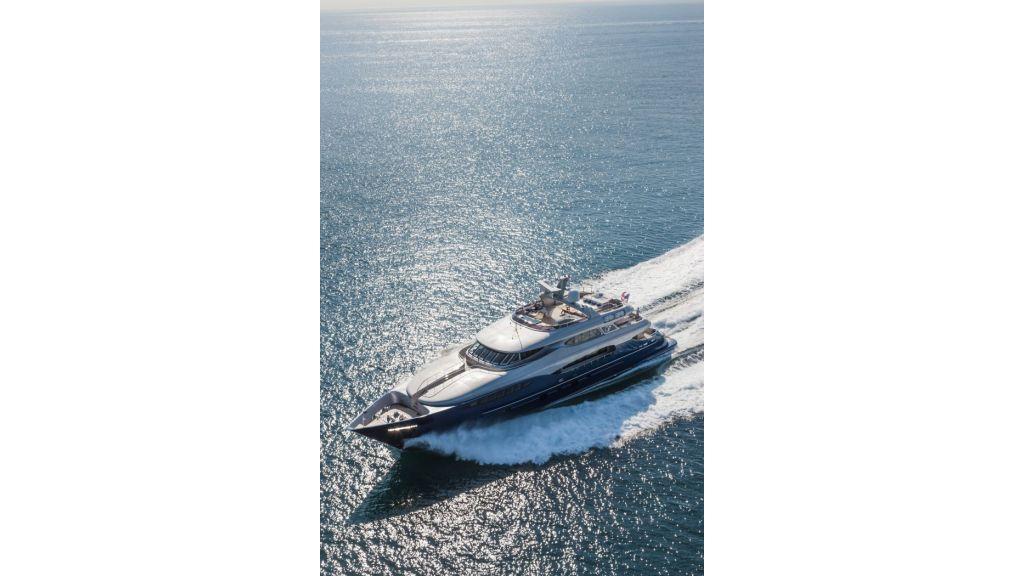 Antalya built motoryacht (93)