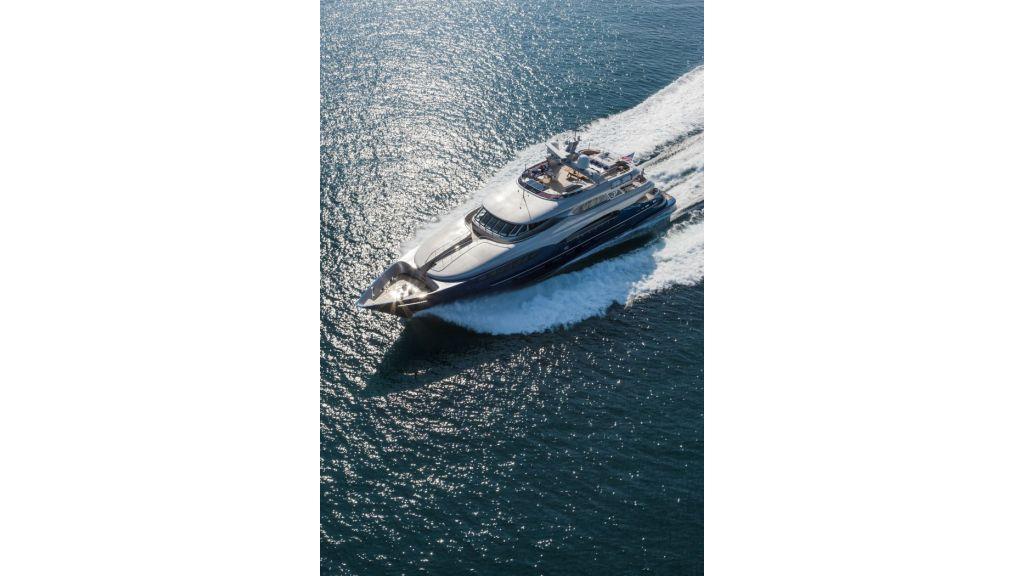 Antalya built motoryacht (94)