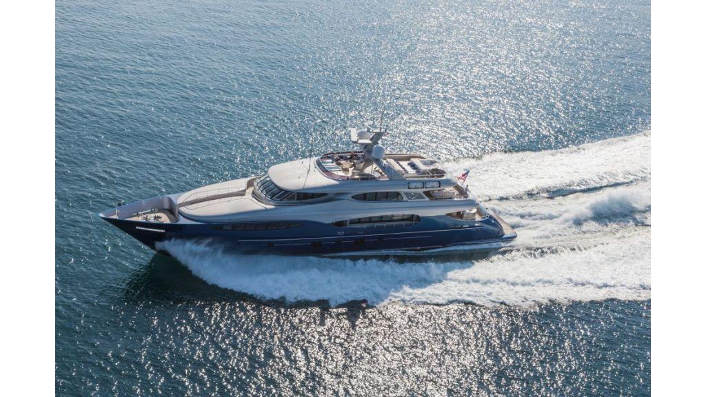 Antalya built motoryacht (95)
