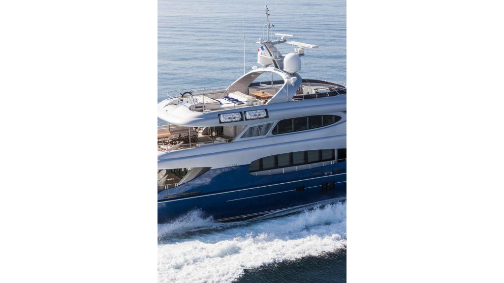 Antalya built motoryacht (98)