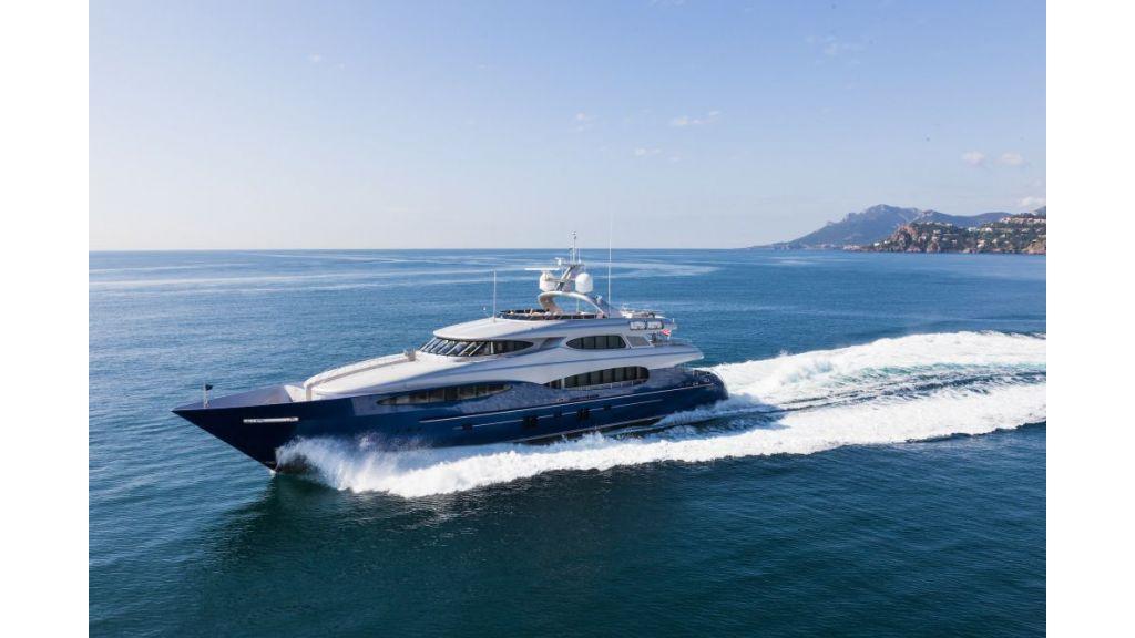 Antalya built motoryacht (99)
