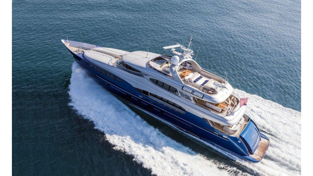 Antalya built motoryacht master