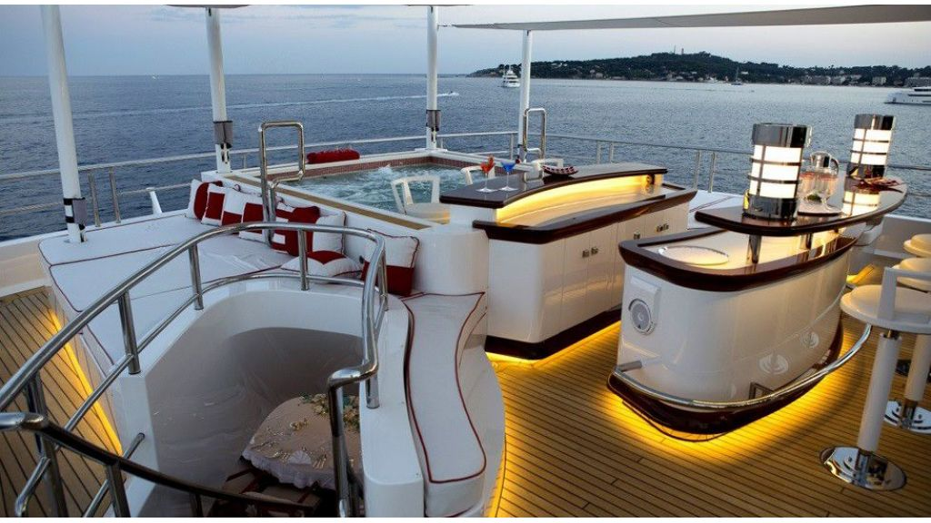 Mega yacht for sale (3)