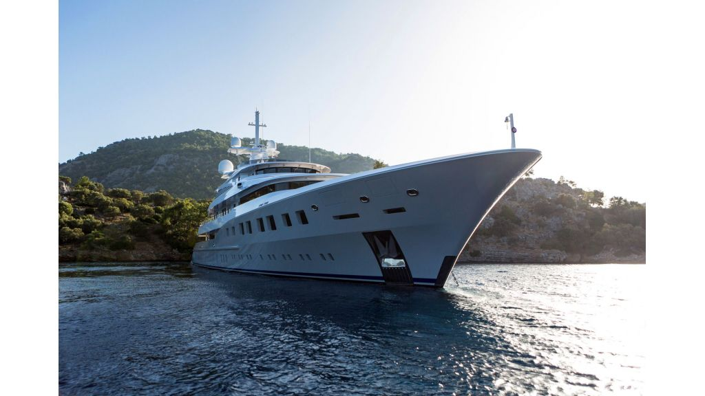 Mega yacht for sale (8)