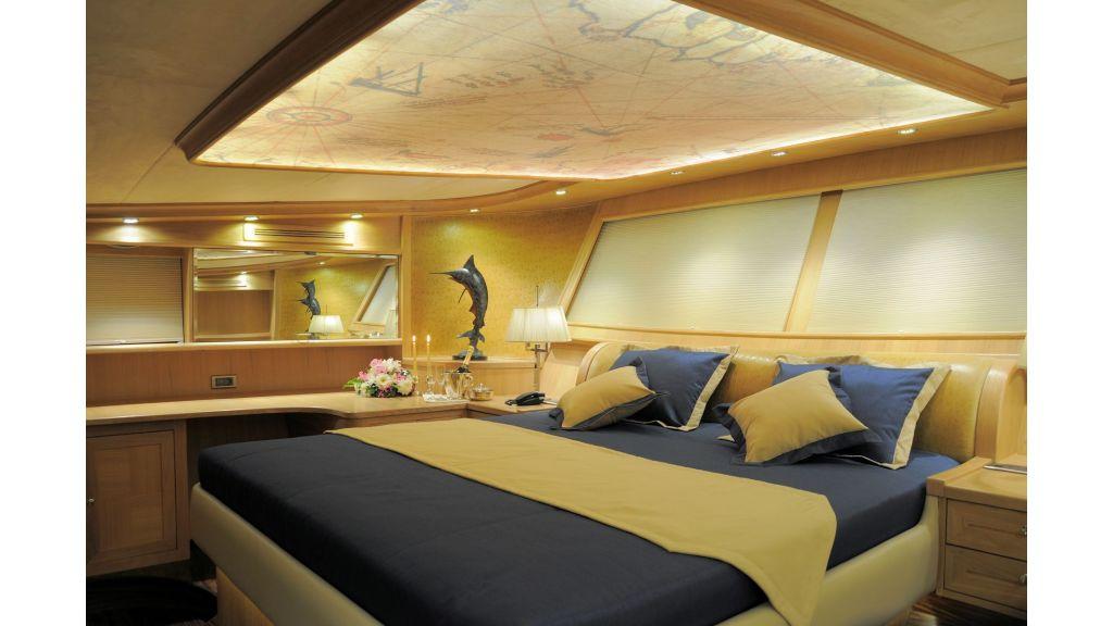 Blue Heaven - Aft Master room 5