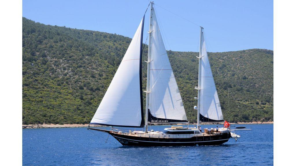 Blue Heaven - Sailing