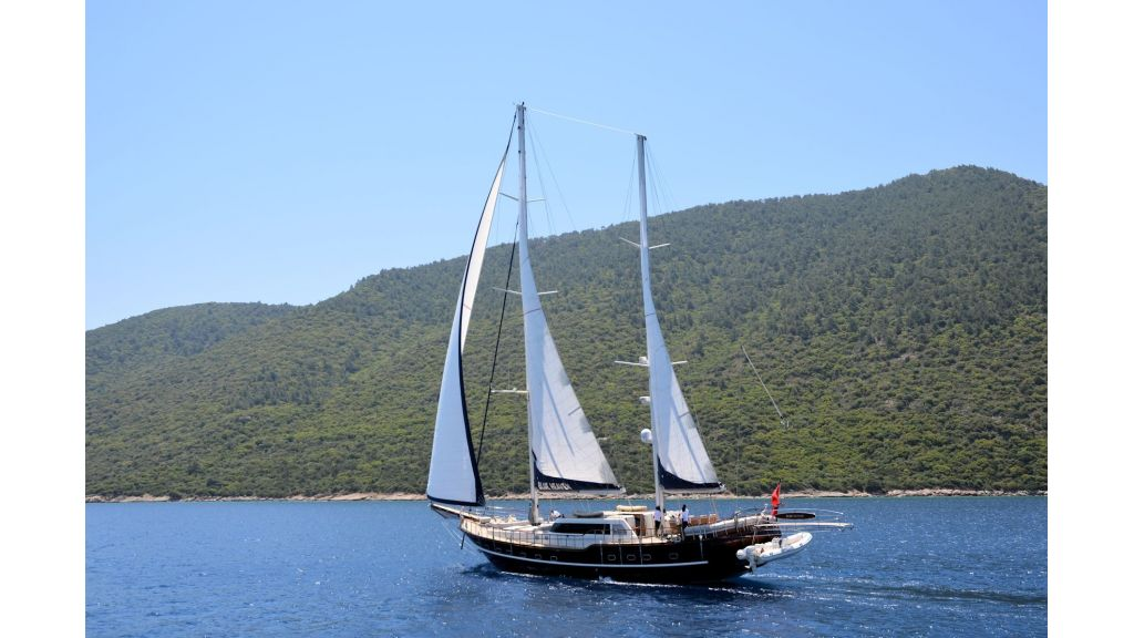 Blue Heaven - Sailing 2