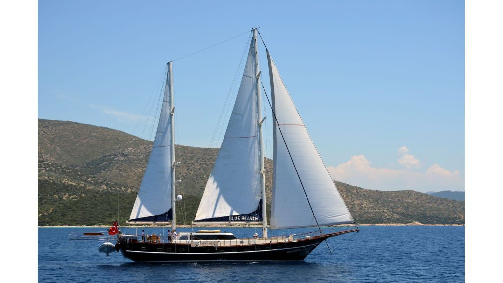 Blue Heaven - Sailing 3