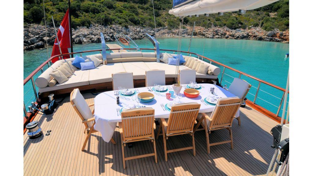 Blue Heaven - Table Set Up 4