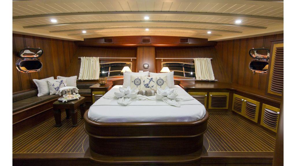 princess karia 2-luxury gulet master