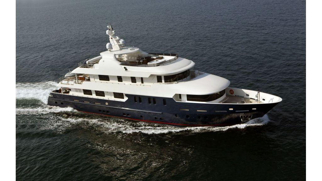 Serenity Motoryacht-master