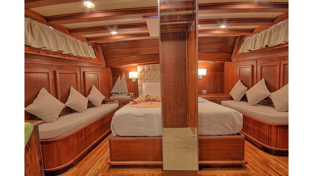 3 Cabins Gulet Romance (25)