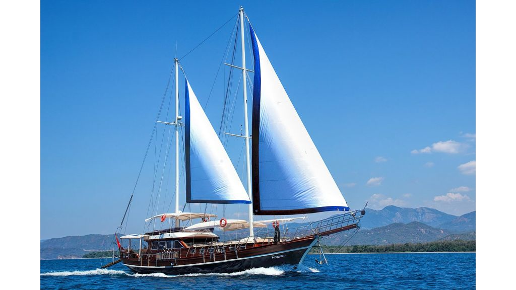 Gulet Romance for charter, 3 cabins (7)