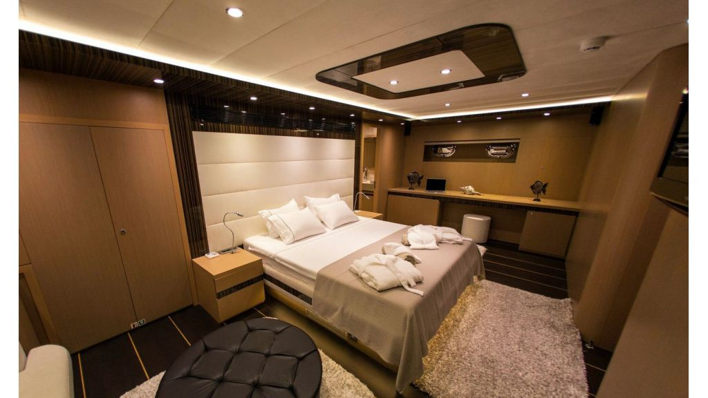 Le Pietre luxury 4 cabins gulet master