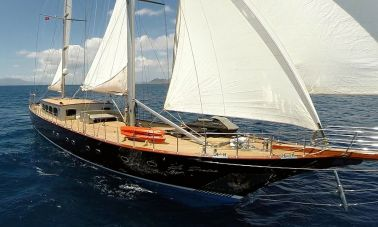 Le Pietre luxury 4 cabins yacht master