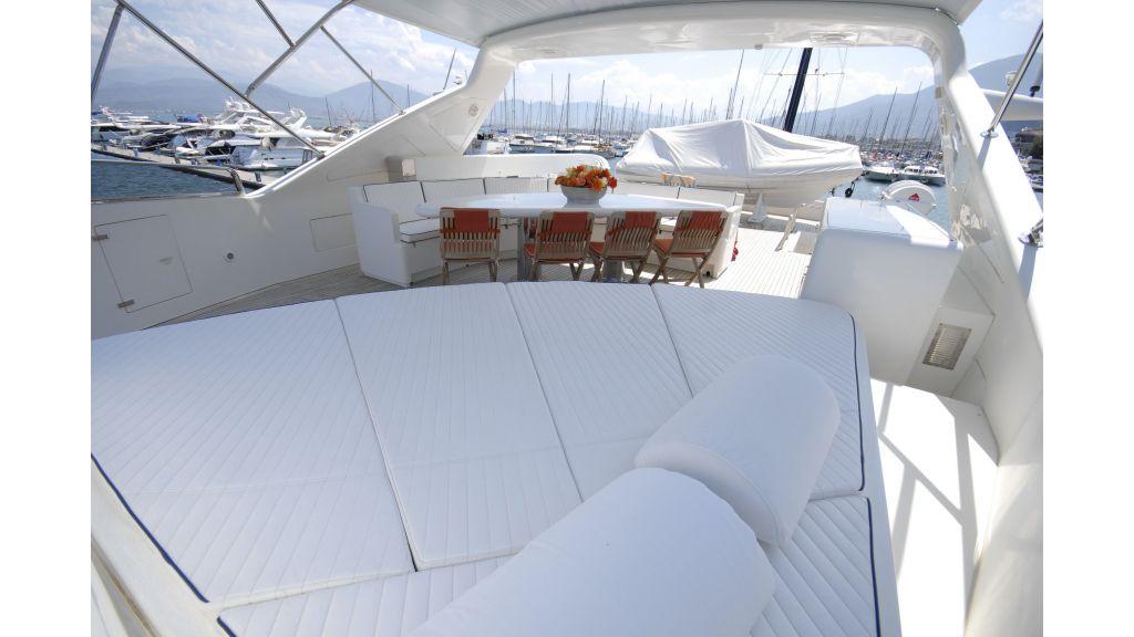 Falcon 115-motor yacht master
