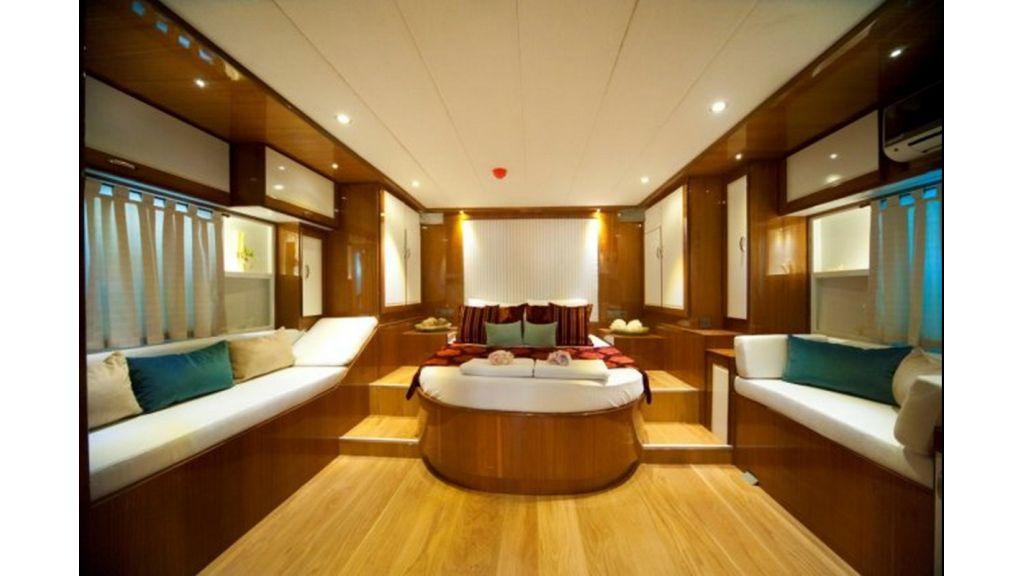 Derya Sultan Master cabins