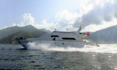 Guliz-motoryacht master