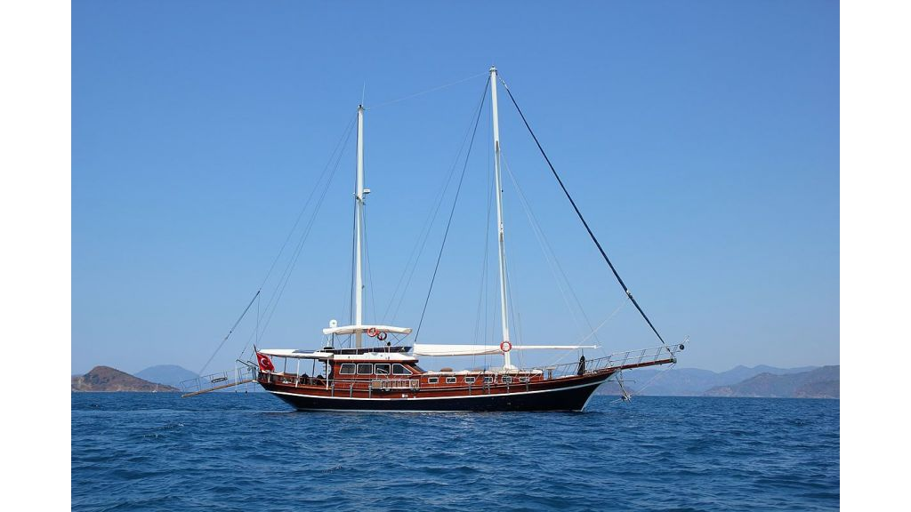 Bodrum style gulet for sale (16)