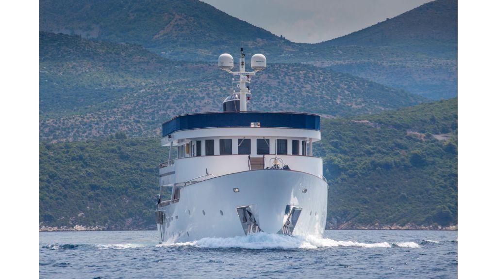 Steel Hull Motoryacht (15)