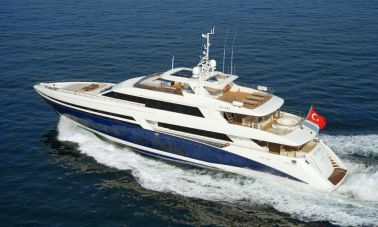 Yacht Tatiana - Exterior desinged master