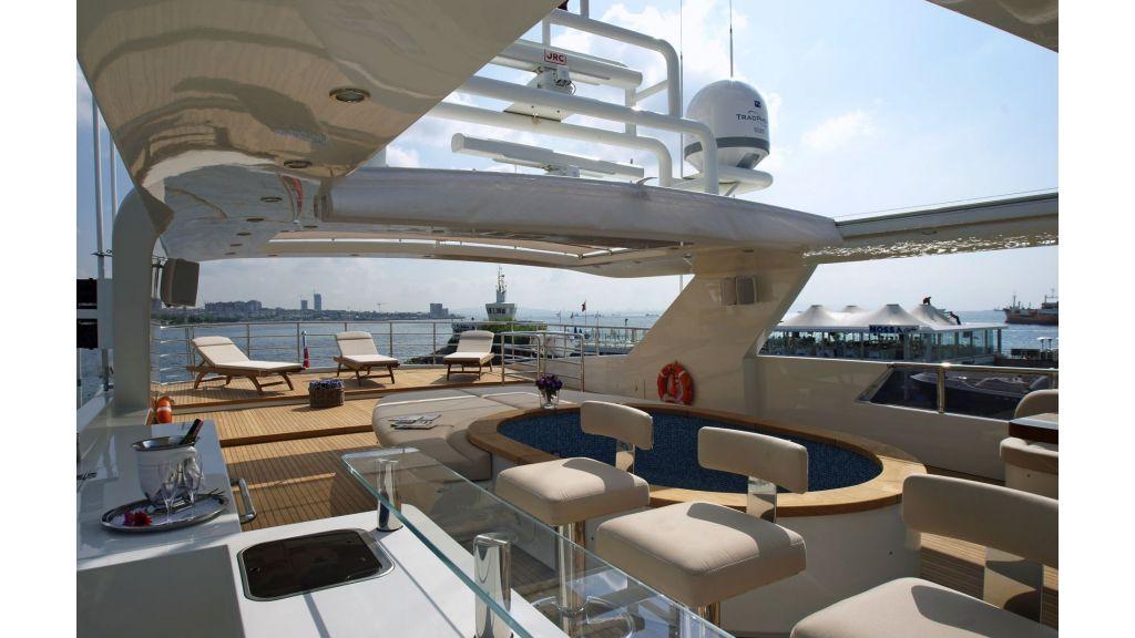 Yacht Tatiana - Exterior master
