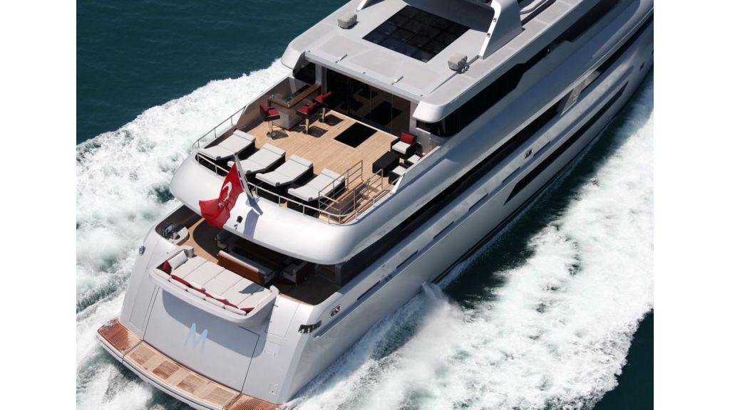 ultra new design motoryacht (8)