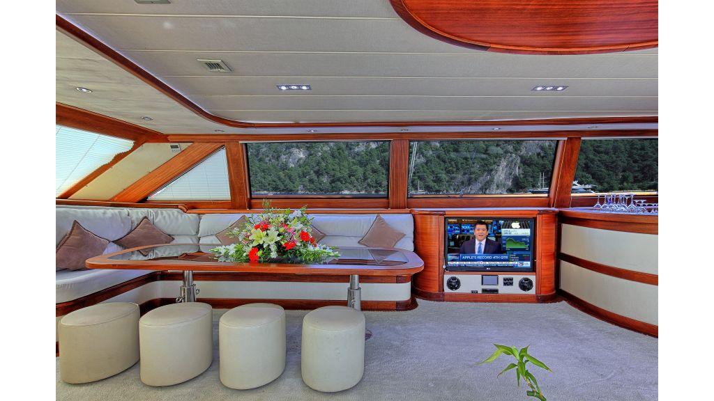 Radical design luxury gulet (1)